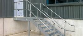 Испытание эвакуационных лестниц